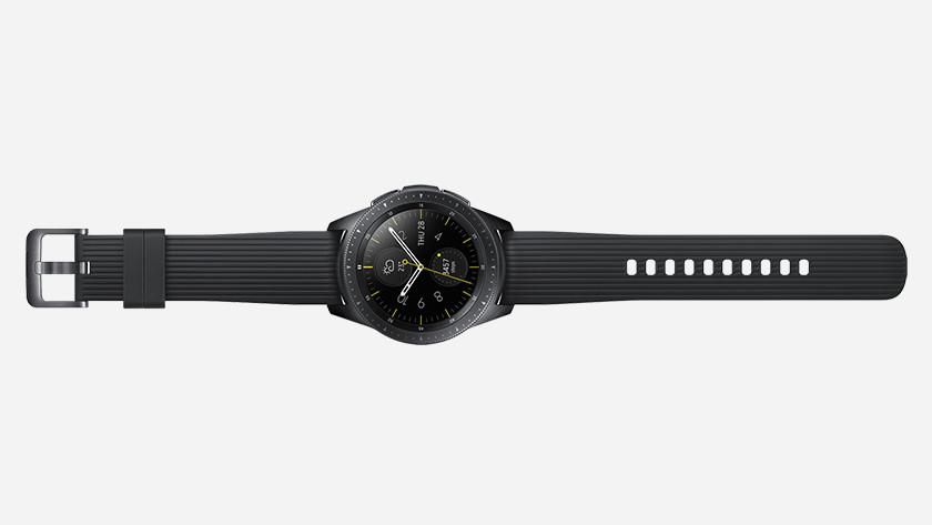 Samsung Galaxy Watch weniger Speicherkapazität