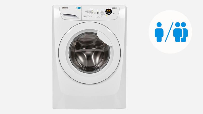 Waschmaschine für 1 oder 2 Personen