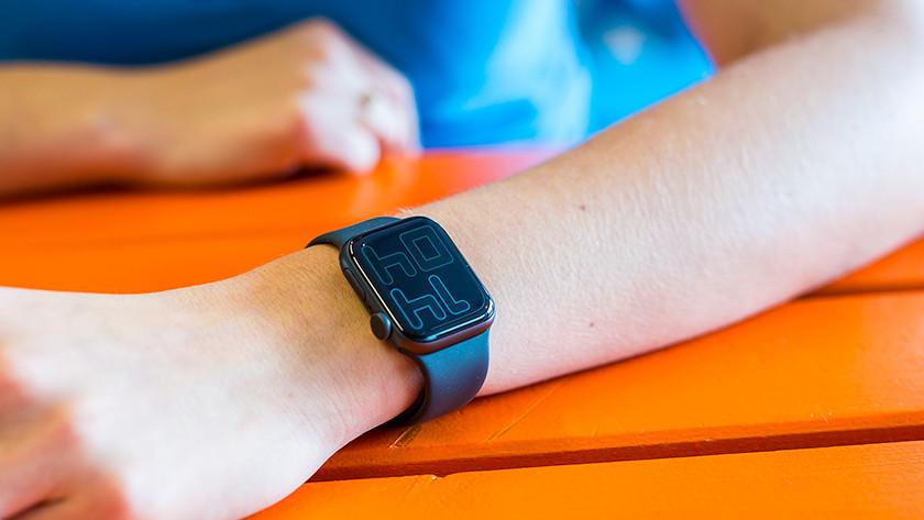 Apple Watch Series 5 Always-on-Display