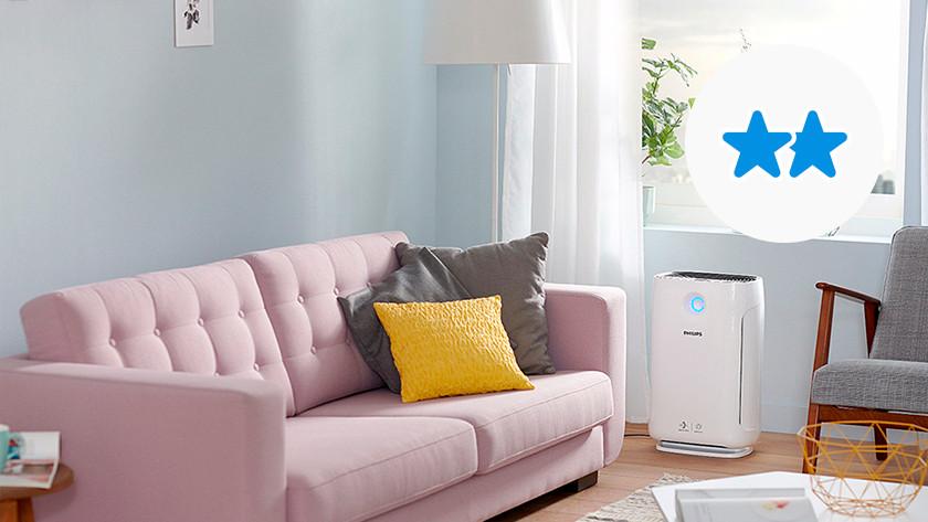 Luftreiniger mit Filter – Wohnzimmer