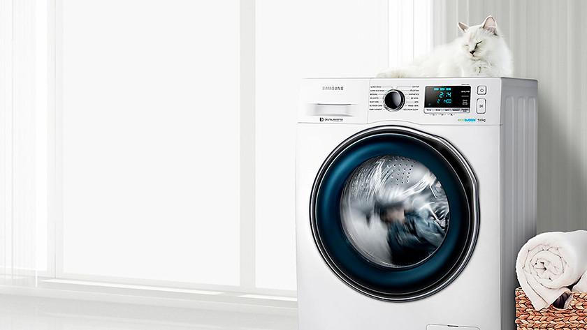 Wie verwende ich meine neue Samsung-Waschmaschine ...