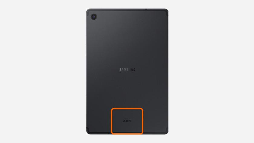 Seriennummer beim Samsung Tablet