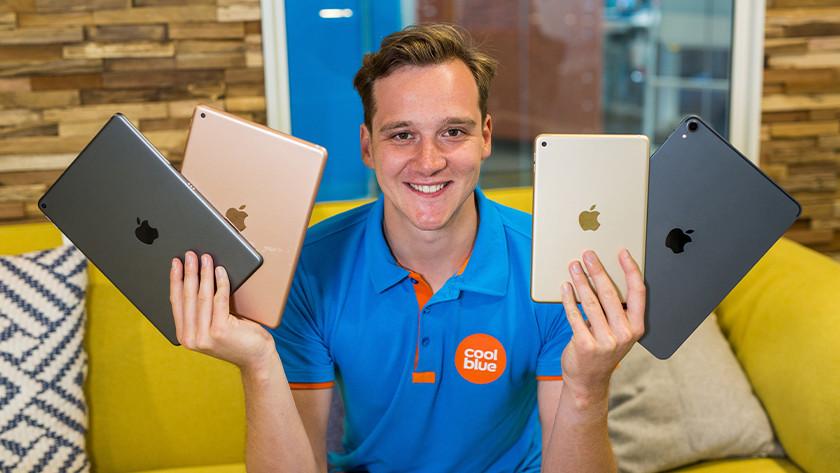 Der iPad Line-up