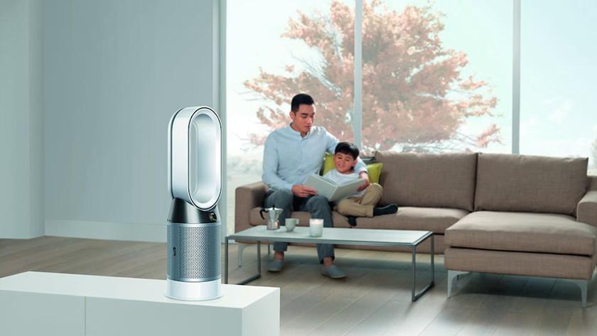Dyson Luftreiniger fürs Wohnzimmer
