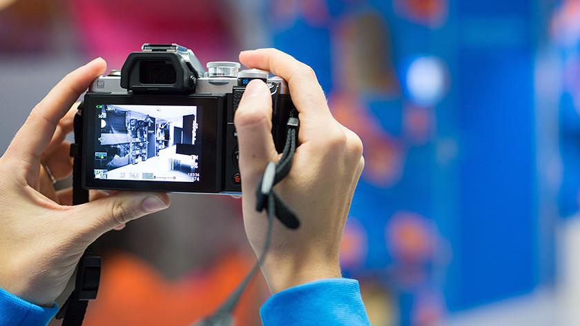 Verschlusszeit der Kamera