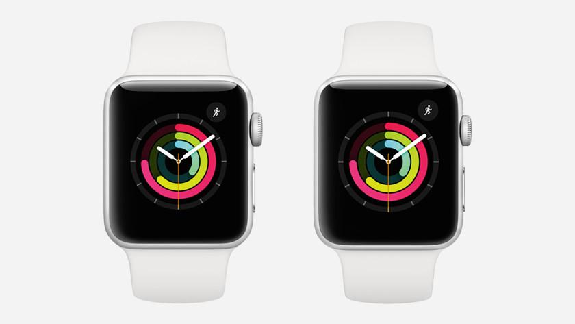 Apple Watch Series 3 38 und 42 mm