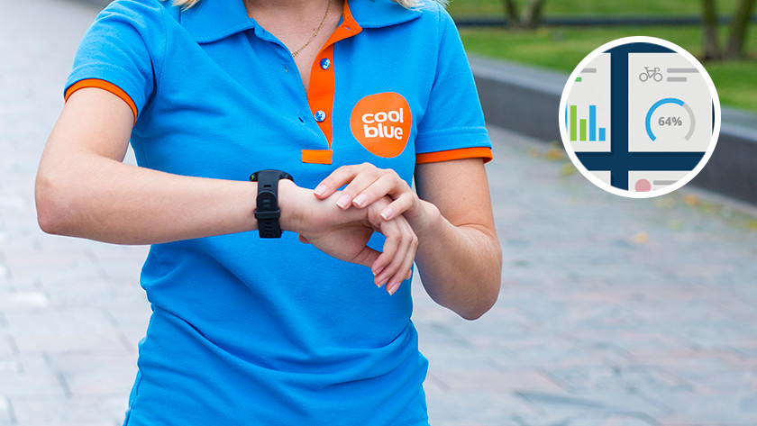 Smartwatches und Coolblue-Mitarbeiter