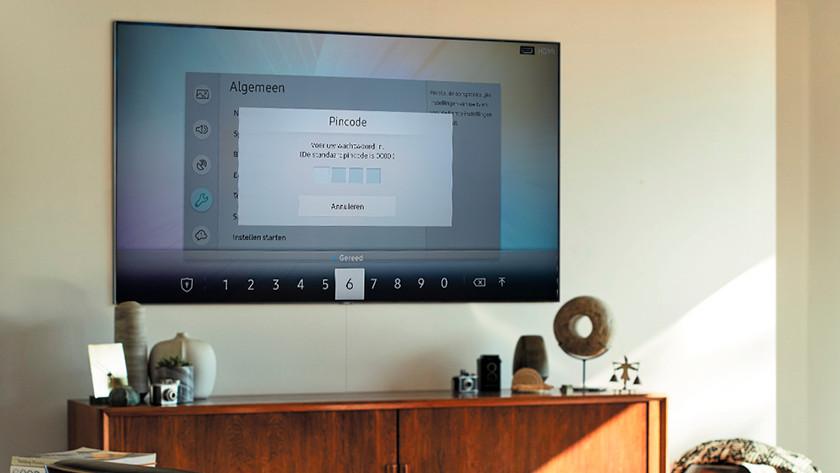 Samsung Fernseher Zurücksetzen