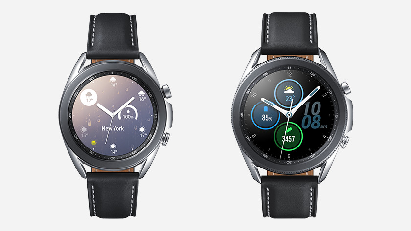 Samsung Galaxy Watch3 Größe