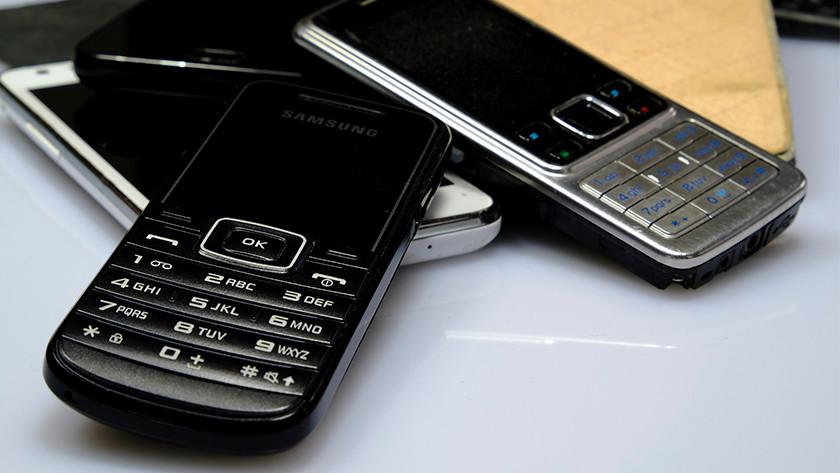 Was ist ein Handy mit Tasten?
