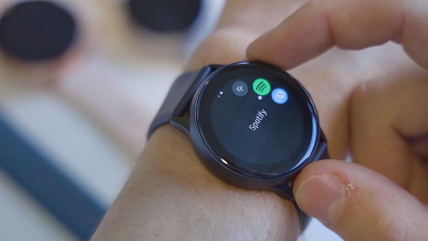 Bedienung Samsung Galaxy Watch Active