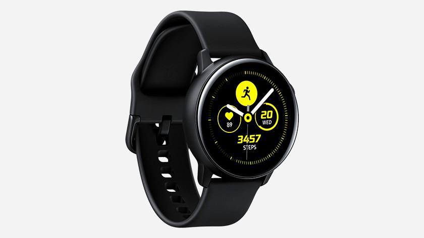 Linke Seite Samsung Galaxy Watch Active