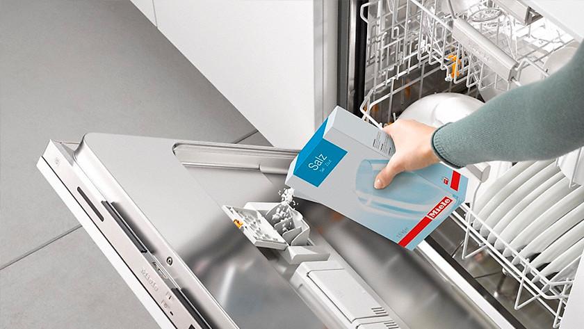Wie Viel Salz In Spülmaschine
