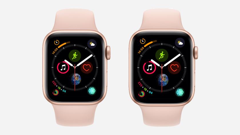 Apple Watch Series 4 40 und 44 mm