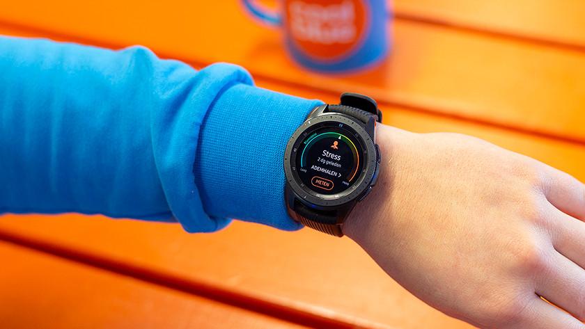 Samsung Galaxy Watch Schrittzähler Training Fitness