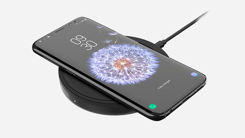 Samsung Galaxy S9 kabelloses Laden