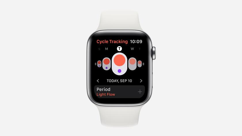 Apple Watch Series 4 Gesunder Lebensstil
