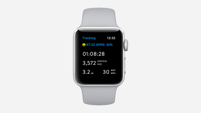 Apple Watch Series 3 Höhenmesser