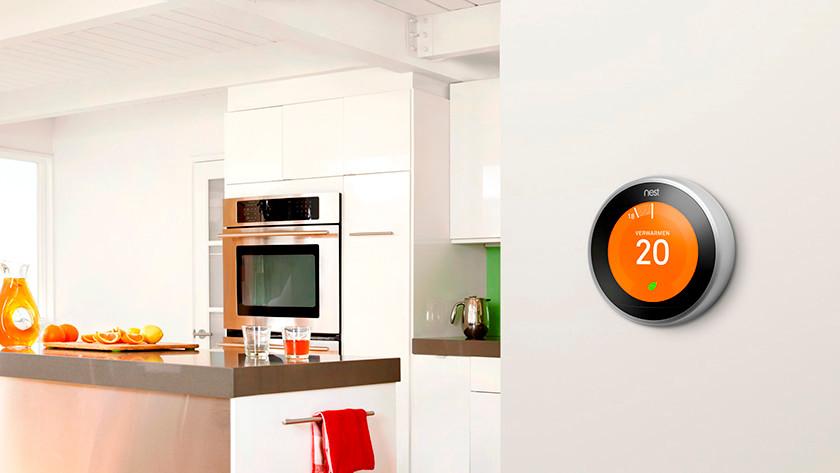 Intelligenter Thermostat