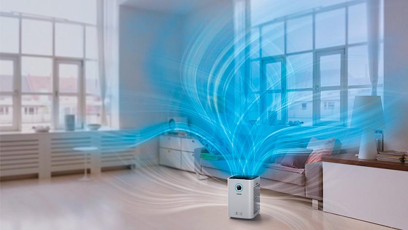 Luftreiniger der Philips Serie 5000i