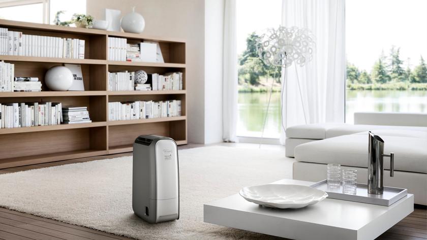 Luftentfeuchter im Haus