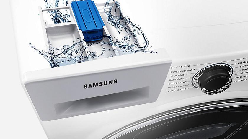 Waschmaschine mit Waschqualität der Mittelklasse