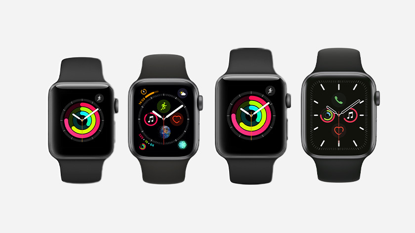 Größe Apple Watch