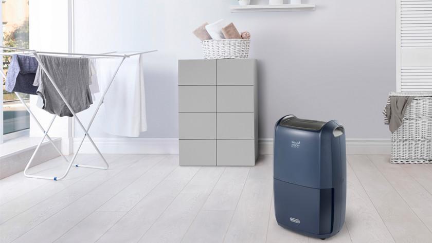Luftentfeuchter für die Wäsche