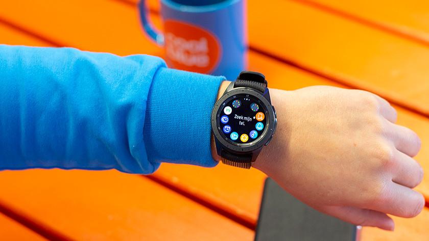 Samsung Galaxy Watch Smartphone Telefon verbinden