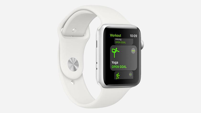 Sport treiben mit der Apple Watch