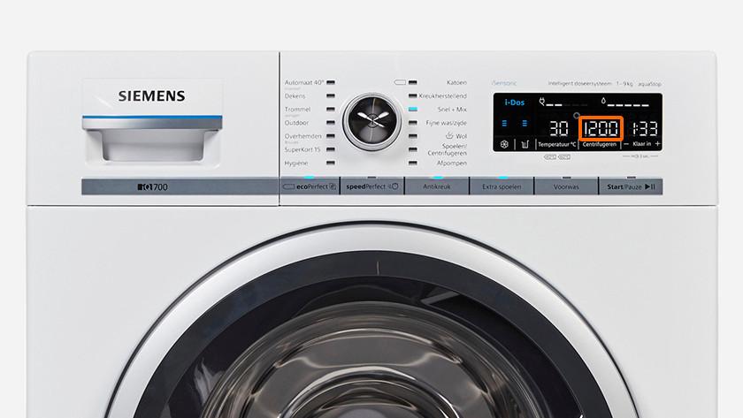 Waschmaschine 1200 Umdrehungen pro Minute