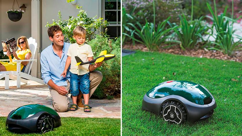 Intelligente Produkte im Garten