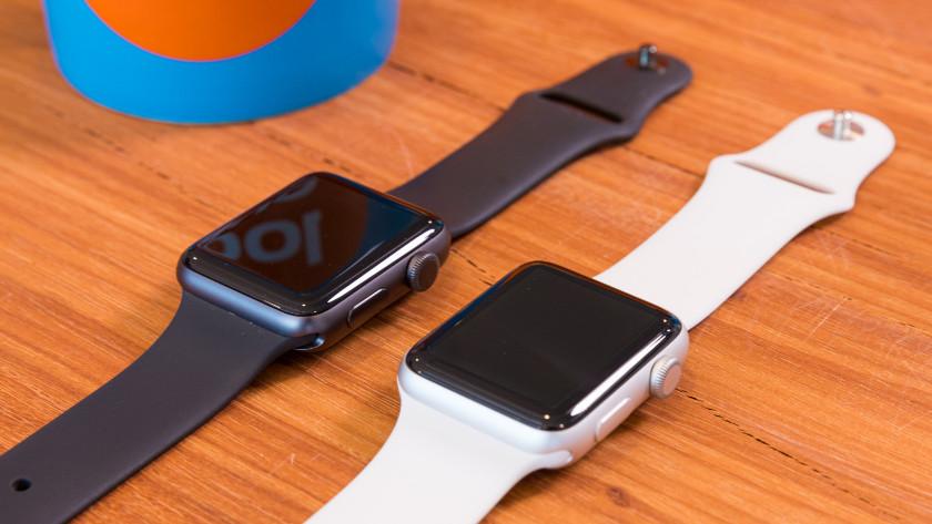 Apple Watch Bildqualität