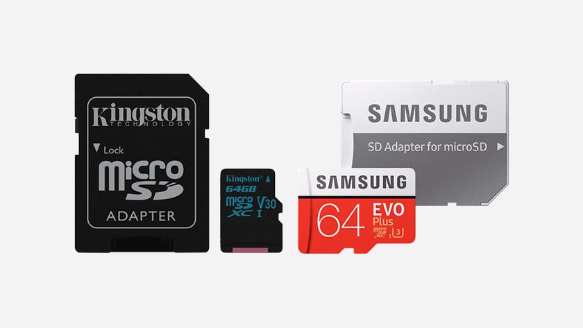 Was ist eine microSD-Karte?