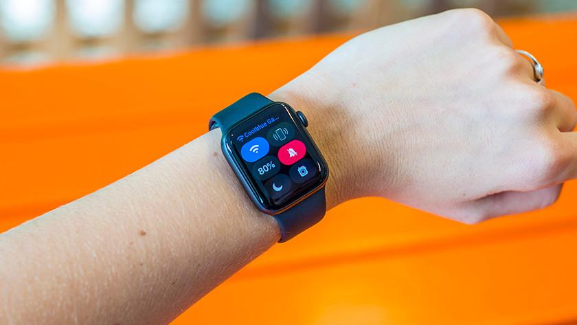 Akkulaufzeit der Apple Watch Series 5