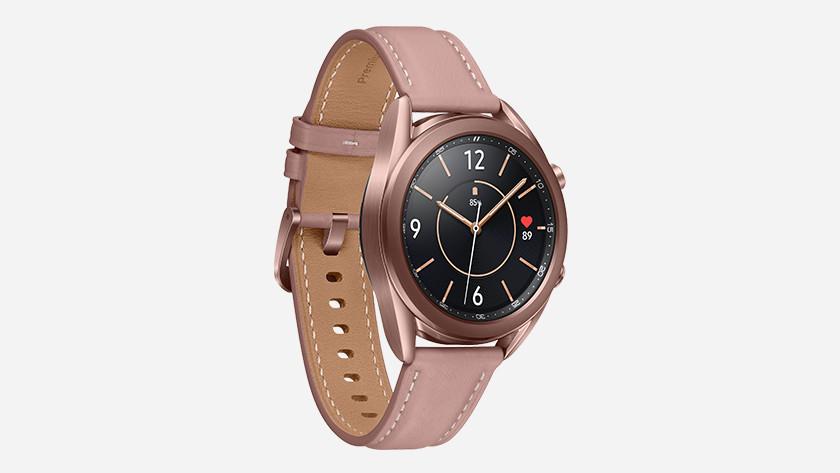 Samsung Galaxy Watch3 VO2 max Feedback zu Lauftrainings