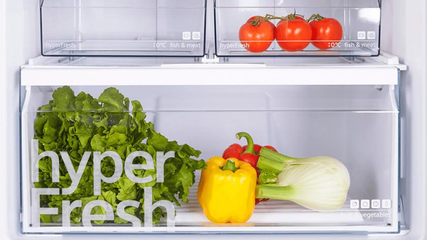 Kühlqualität Kühlschränke