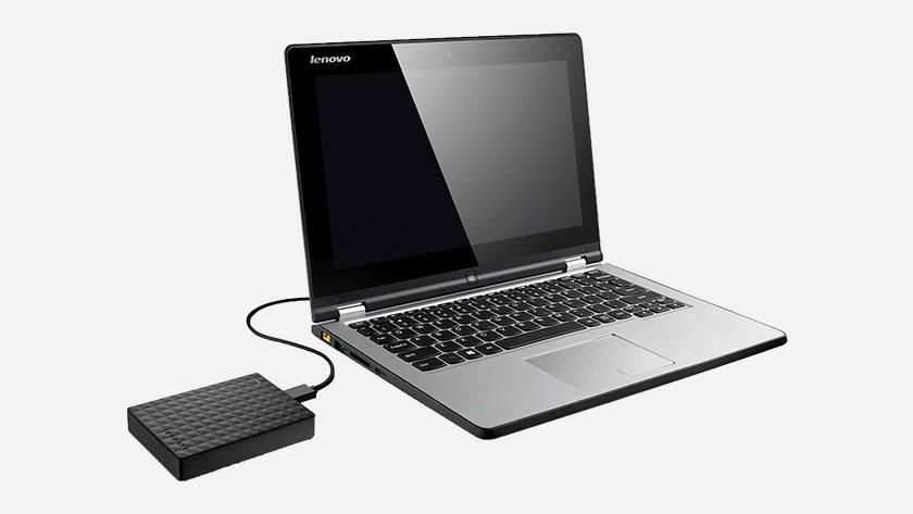 Externe Festplatte Laptop