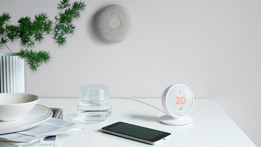 Modulierender intelligenter Thermostat
