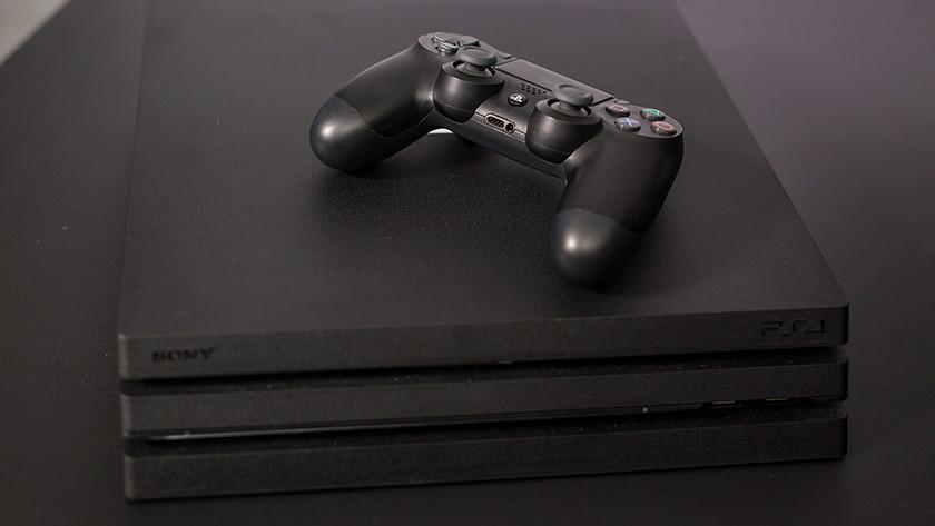 PS4 weiß