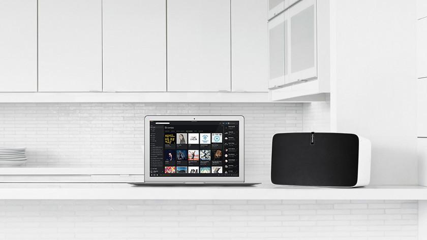 Sonos-Lautsprecher zu Hause