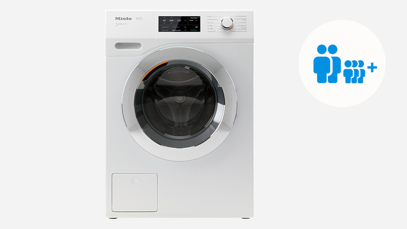 Waschmaschine für eine Familie mit 3 Kindern oder mehr