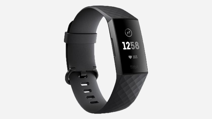 Fitbit Charge 3 misst Herzfrequenz, Aktivitäten, Treppenstufen