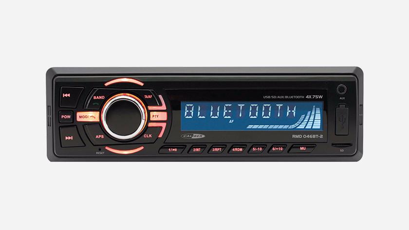 Bluetooth-Autoradio