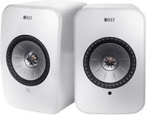 KEF LSX Wireless Stereo System Weiß