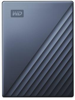 WD My Passport für Mac 5 TB Typ C Blau