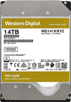 WD Gold WD141KRYZ 14 TB