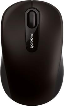 Microsoft Wireless Mobile Mouse 3600 Schwarz Bluetooth