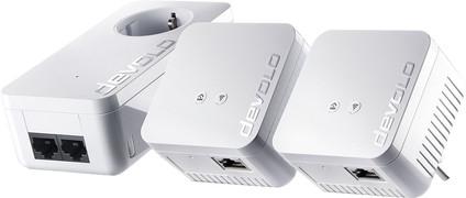 Devolo dLAN 550 WiFi 550 Mbit/s 3 Adapter