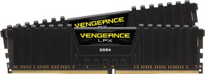 Corsair Vengeance LPX 16 GB DDR4 DIMM 3000 MHz/15 Schwarz (2x8GB)